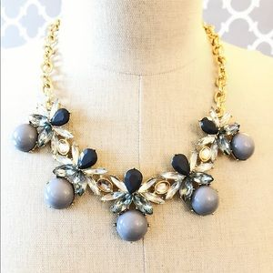 LEE ANGEL / NORDSTROM bib statement necklace NEW
